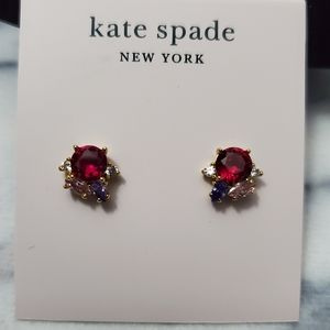 Kate Spade New York Pink Multicolors Earring